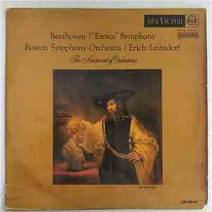 "Beethoven - Boston Symphony Orchestra / Erich Leinsdorf - ""Eroica"" Symphony download"
