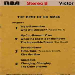 Ed Ames - The Best Of Ed Ames download