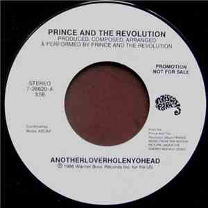 Prince And The Revolution - Anotherloverholenyohead download