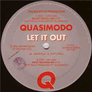 Quasimodo - Let It Out download