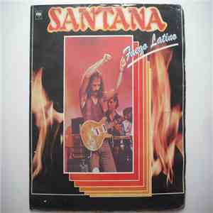 Santana - Fuego Latino download